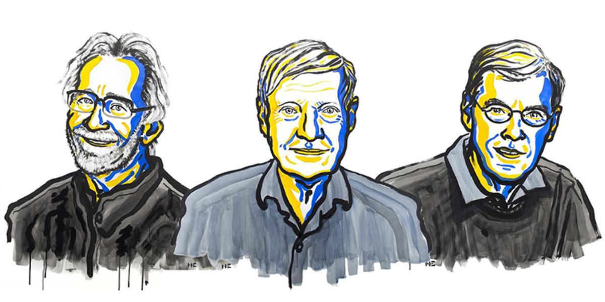 Jacques Dubochet, Joachim Frank y Richard Henderson: Premio Nobel Química 2017