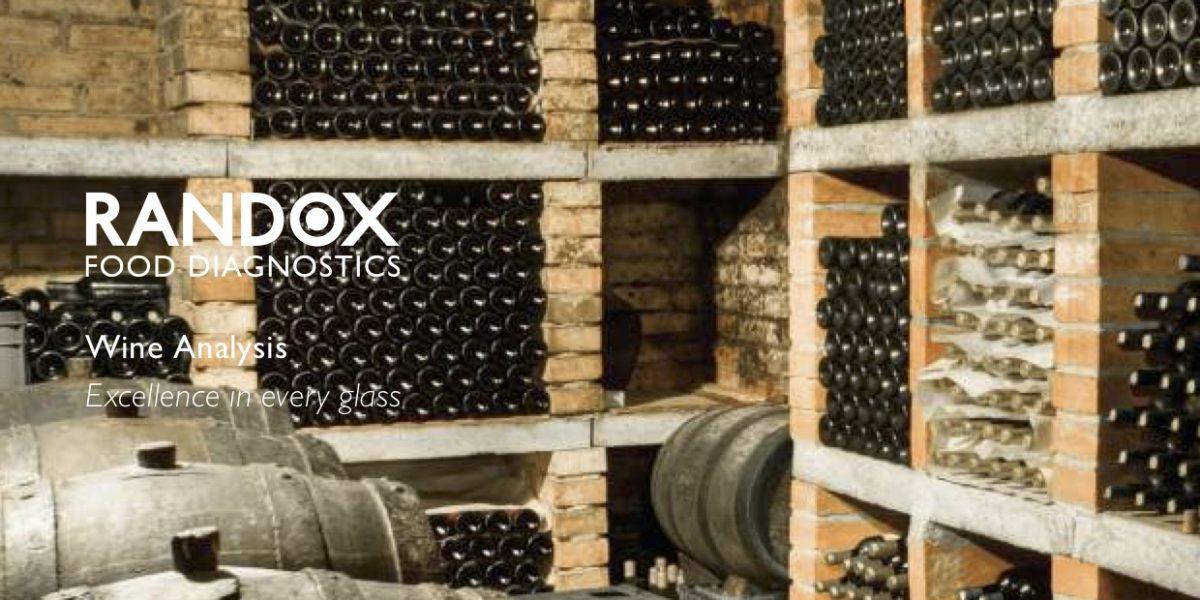 Análisis en Vinos – Randox Food Diagnostic