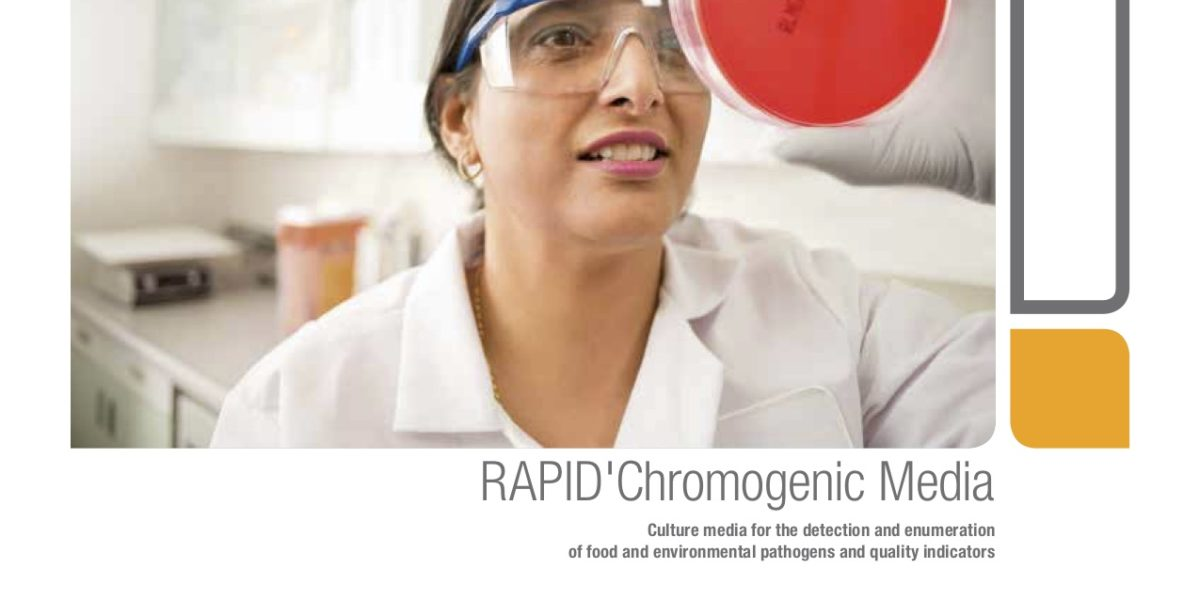 RAPID' CHROMOGENIC MEDIA – BIORAD