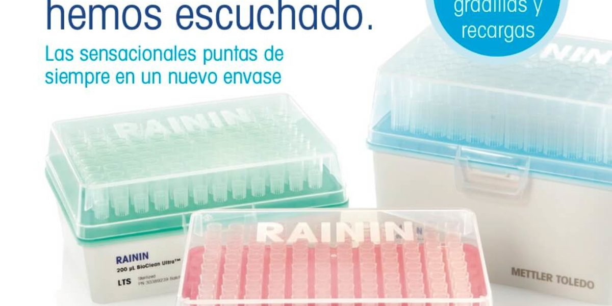 RAININ – CATÁLOGO DE PRODUCTO