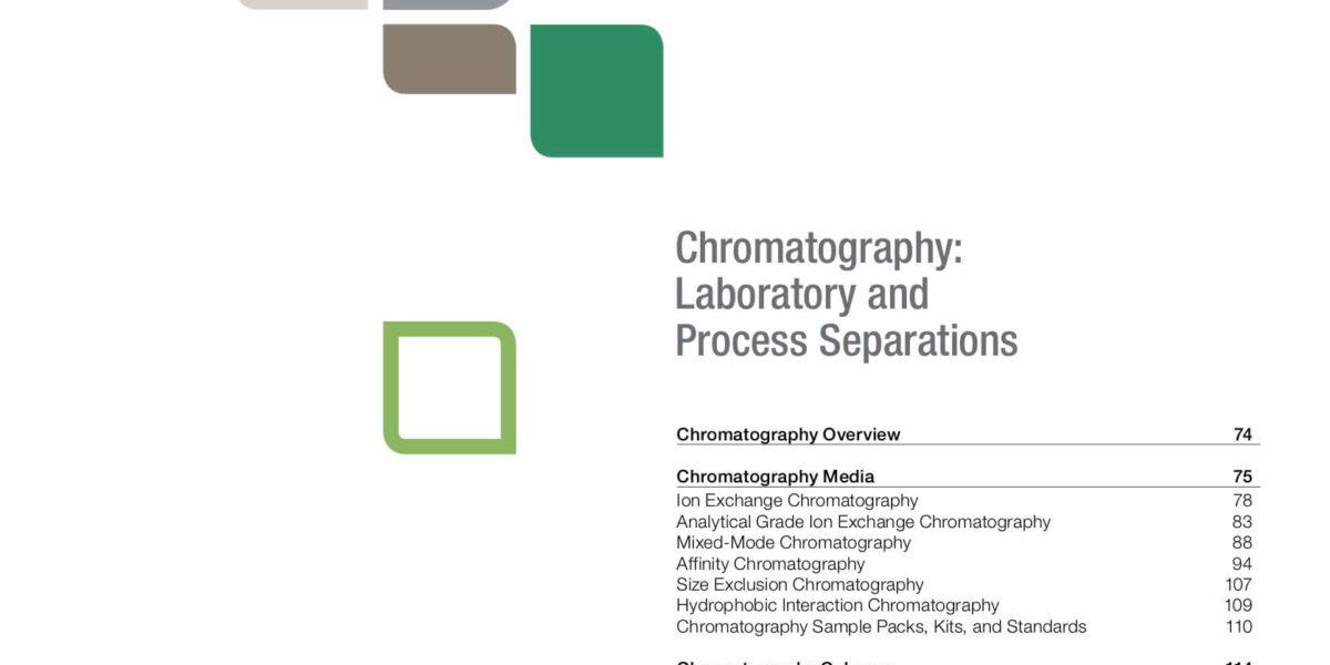 BIORAD – CHROMATOGRAPHY