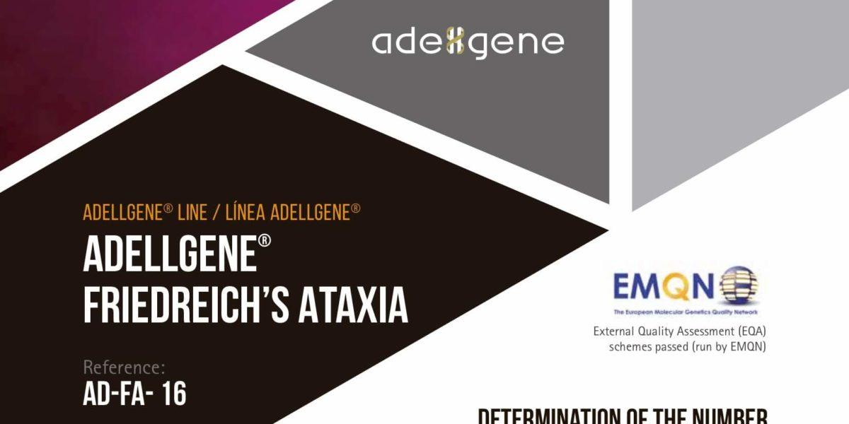 BDR Adellgene® – Friedreich's Ataxia