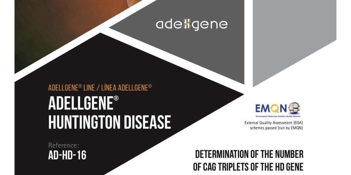 BDR Adellgene® – Enfermedad de Huntington