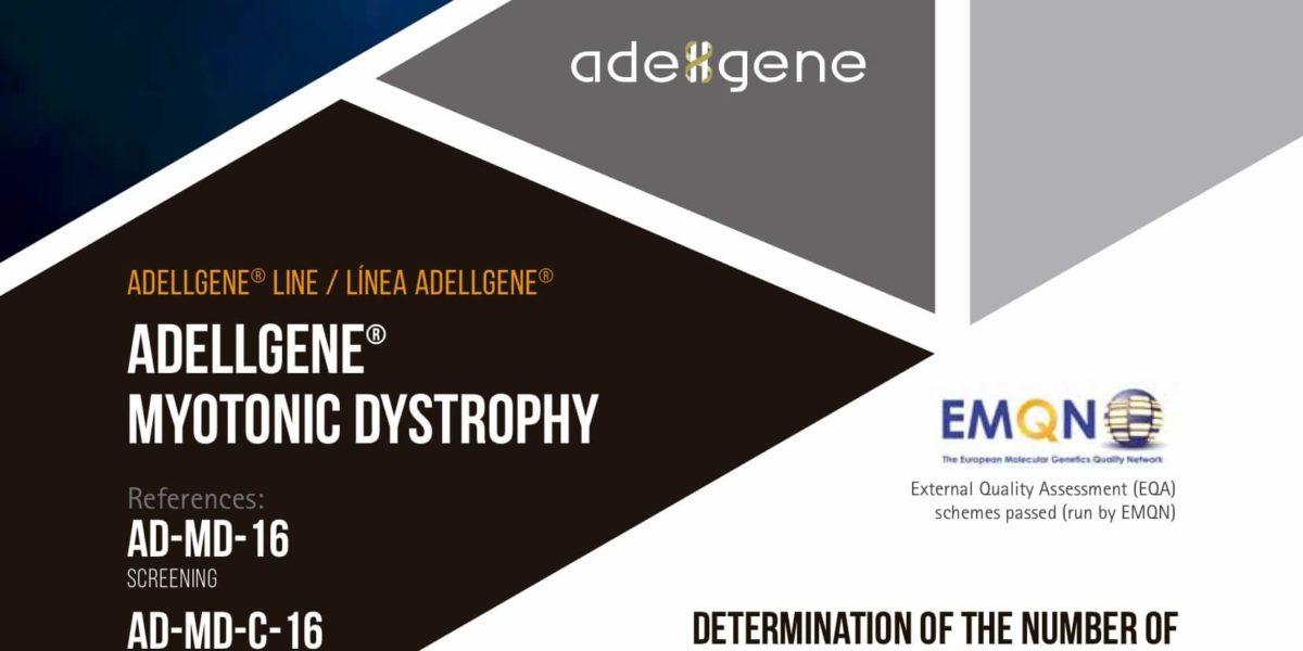 BDR Adellgene® –  Myotonic Dystrophy