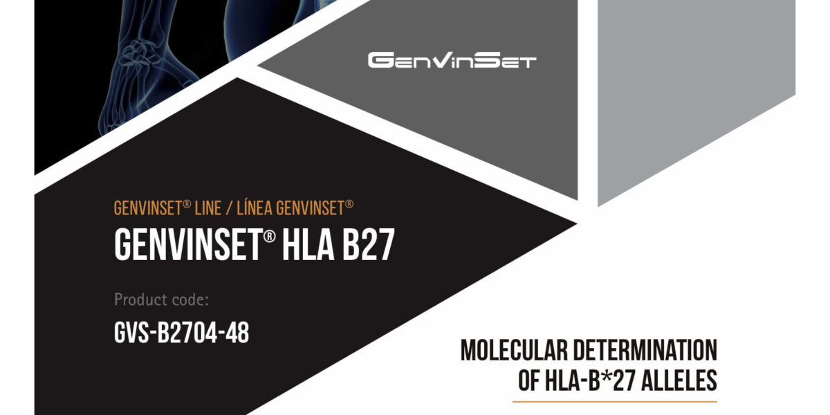 BDR Genvinset® – HLA – B27