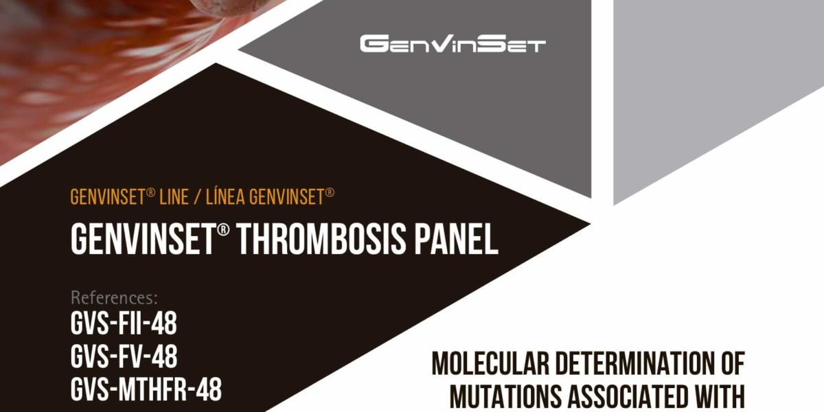 BDR Genvinset® – Thrombosis Panel