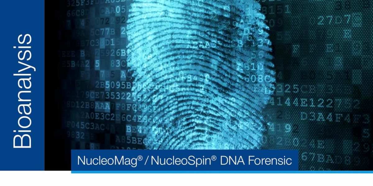 DNA isolation for forensic applications