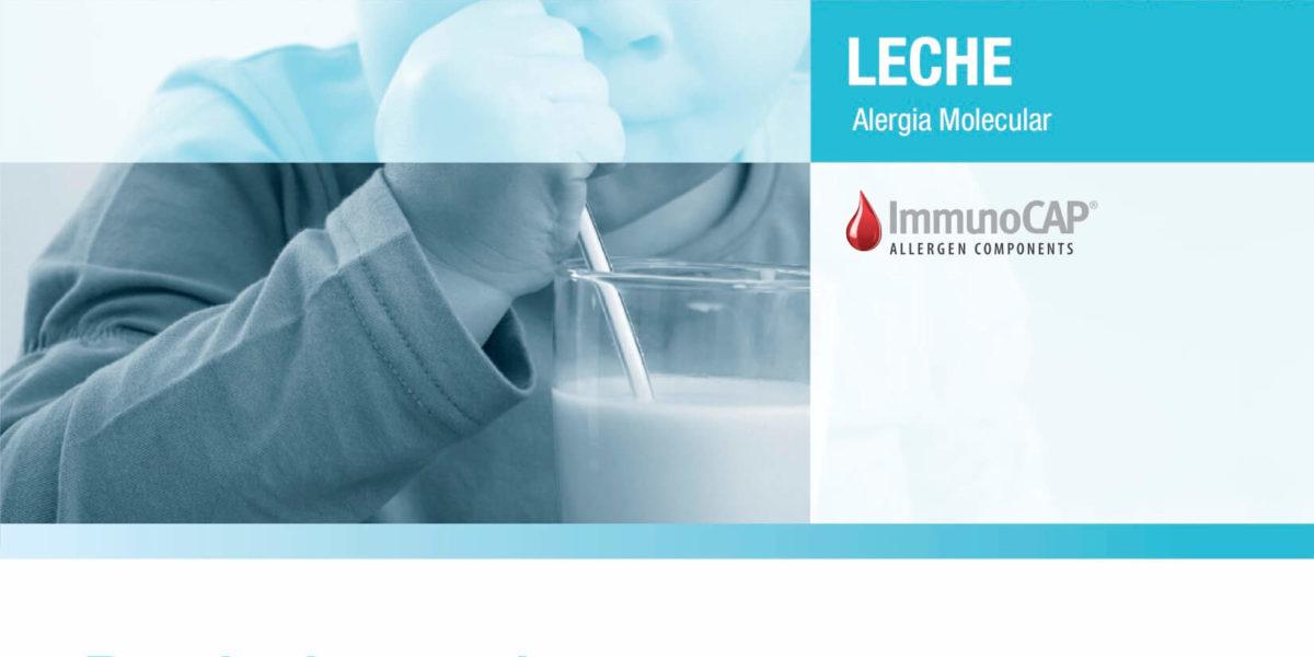 Leche Alergia Molecular