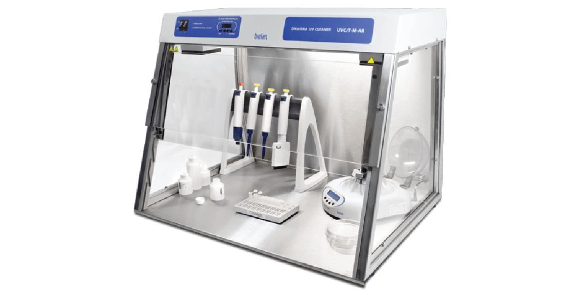 UVC / T – M – AR, DNA/RNA UV – cleaner box