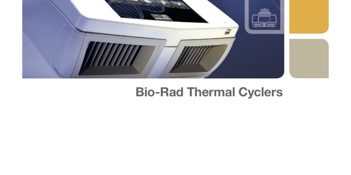 Bio-Rad Thermal Cyclers