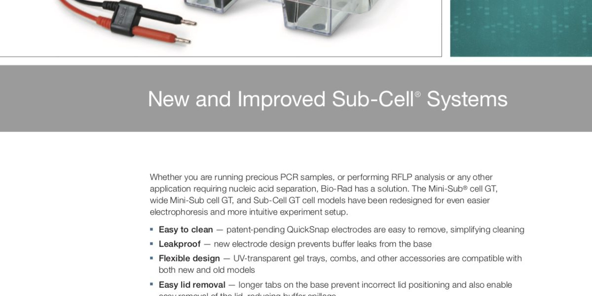 Sub-Cell System