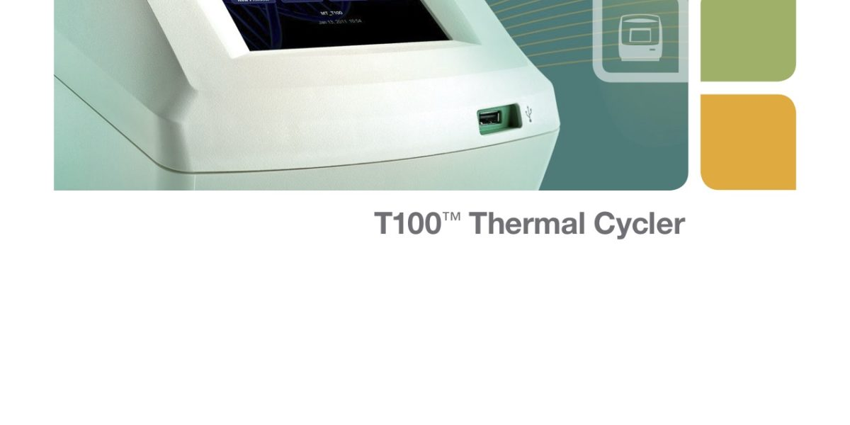T100™ Thermal Cycler