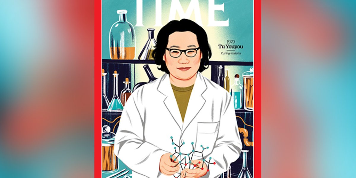 "100 ""WOMEN OF THE YEAR"" – 1979: Tu Youyou – TIME"