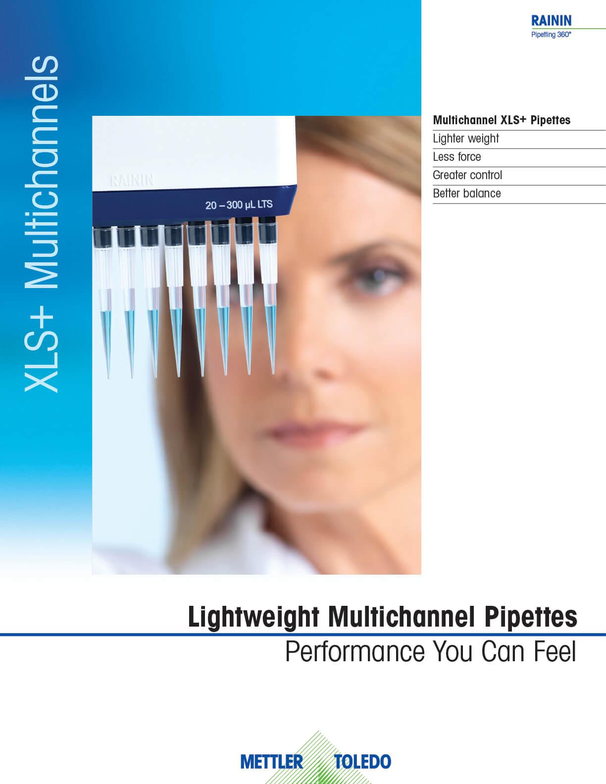 XLS+ Multichannels